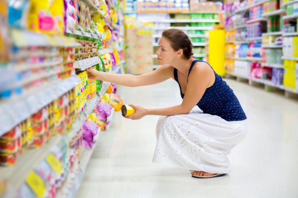 información alimentaria