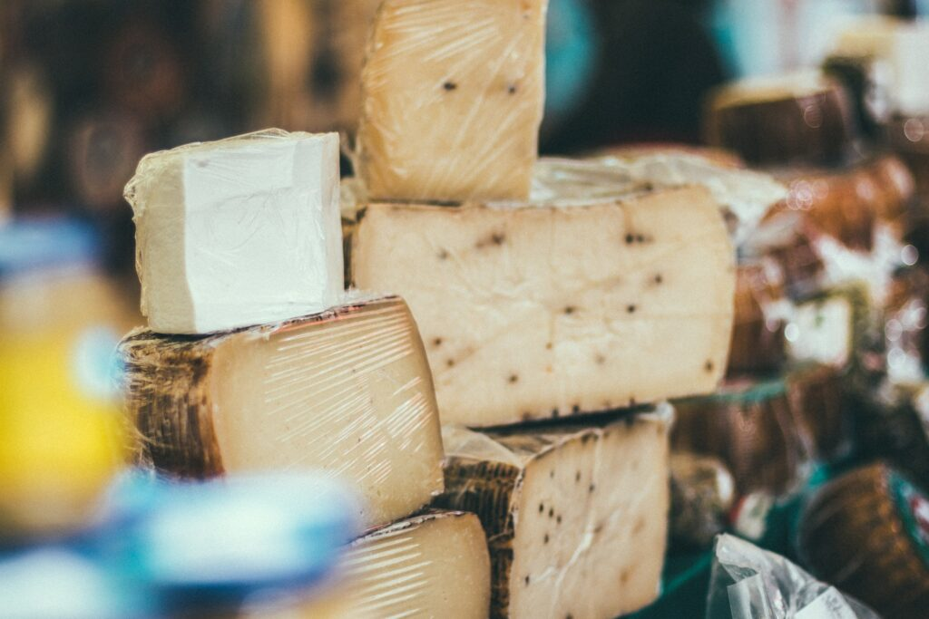que es el Cheese Market